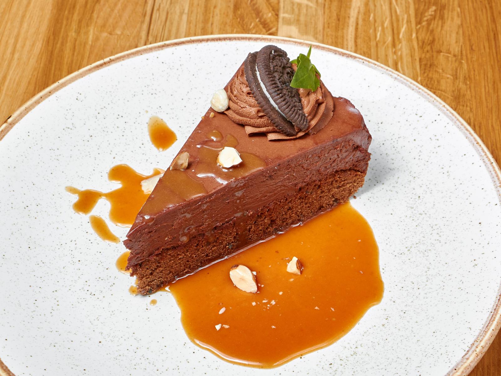 Десерт Самый шоколадный