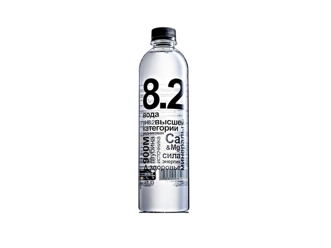 Вода 8,2