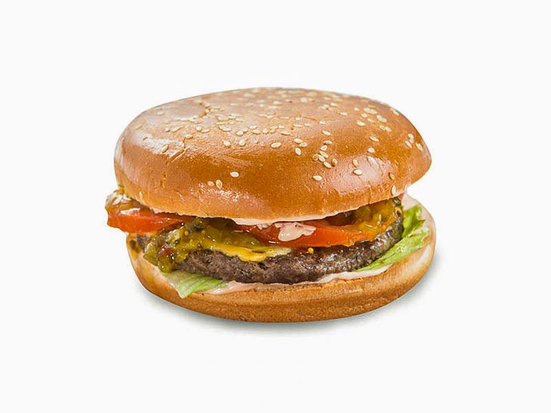 Оригинальный бургер с говядиной