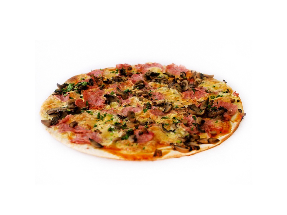 Пицца по-милански