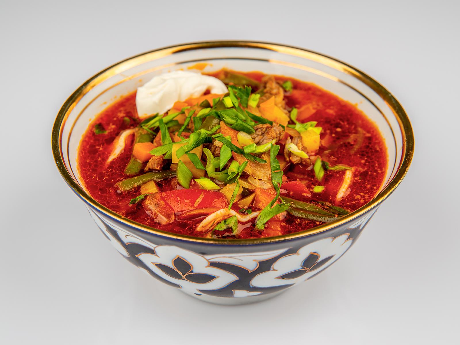 Суп Кесме