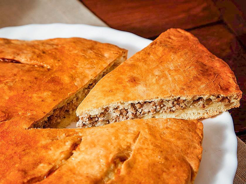 Пирог Мясной