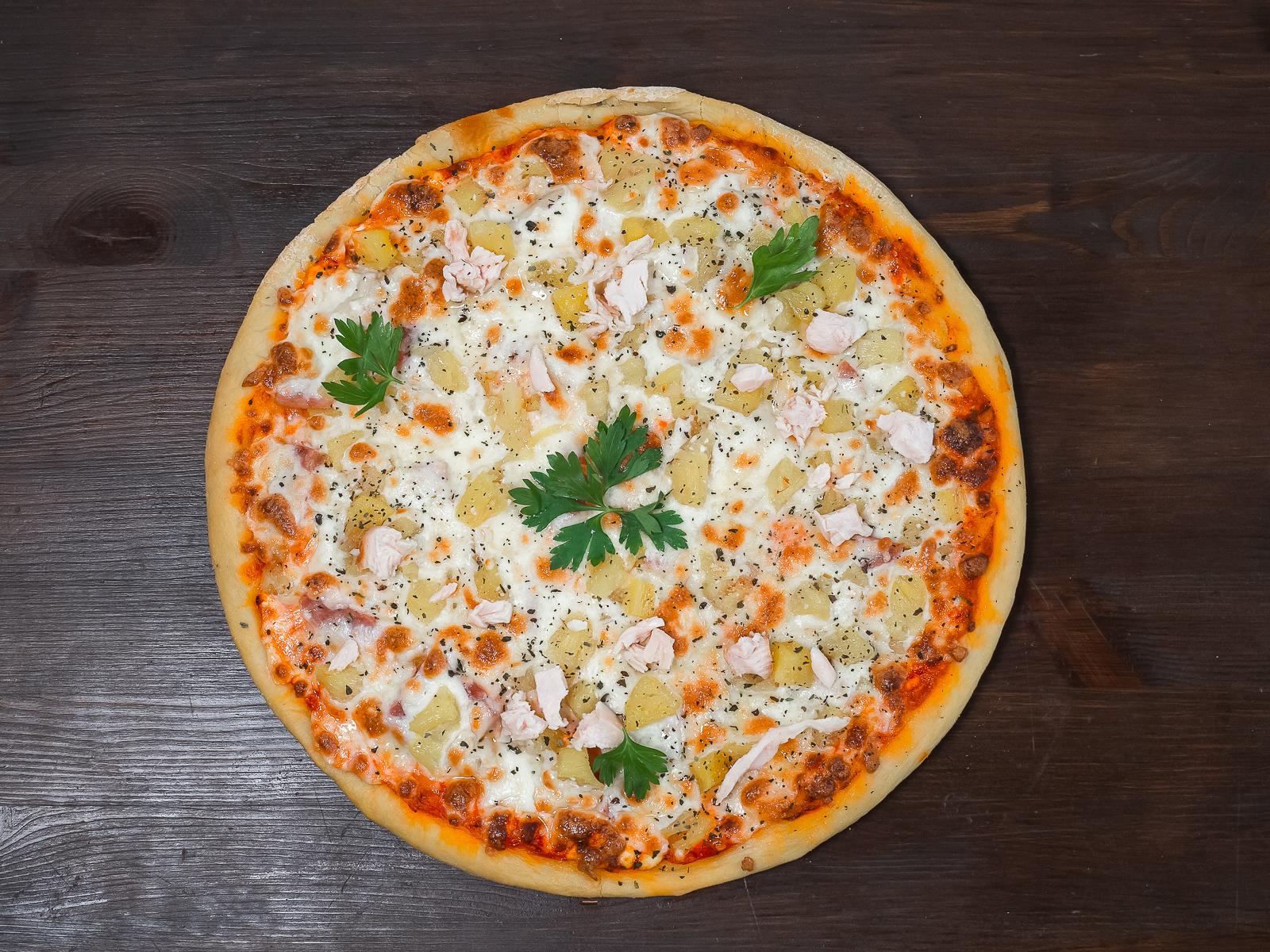 Пицца Гавайская Нью