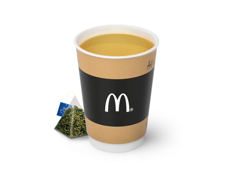 Чай зеленый 0,3л