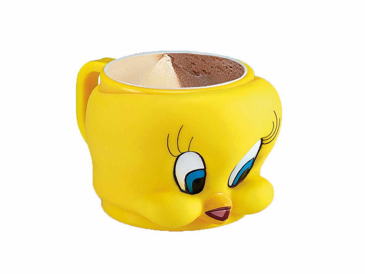 Мороженое Looney Tunes Птичка Твитти
