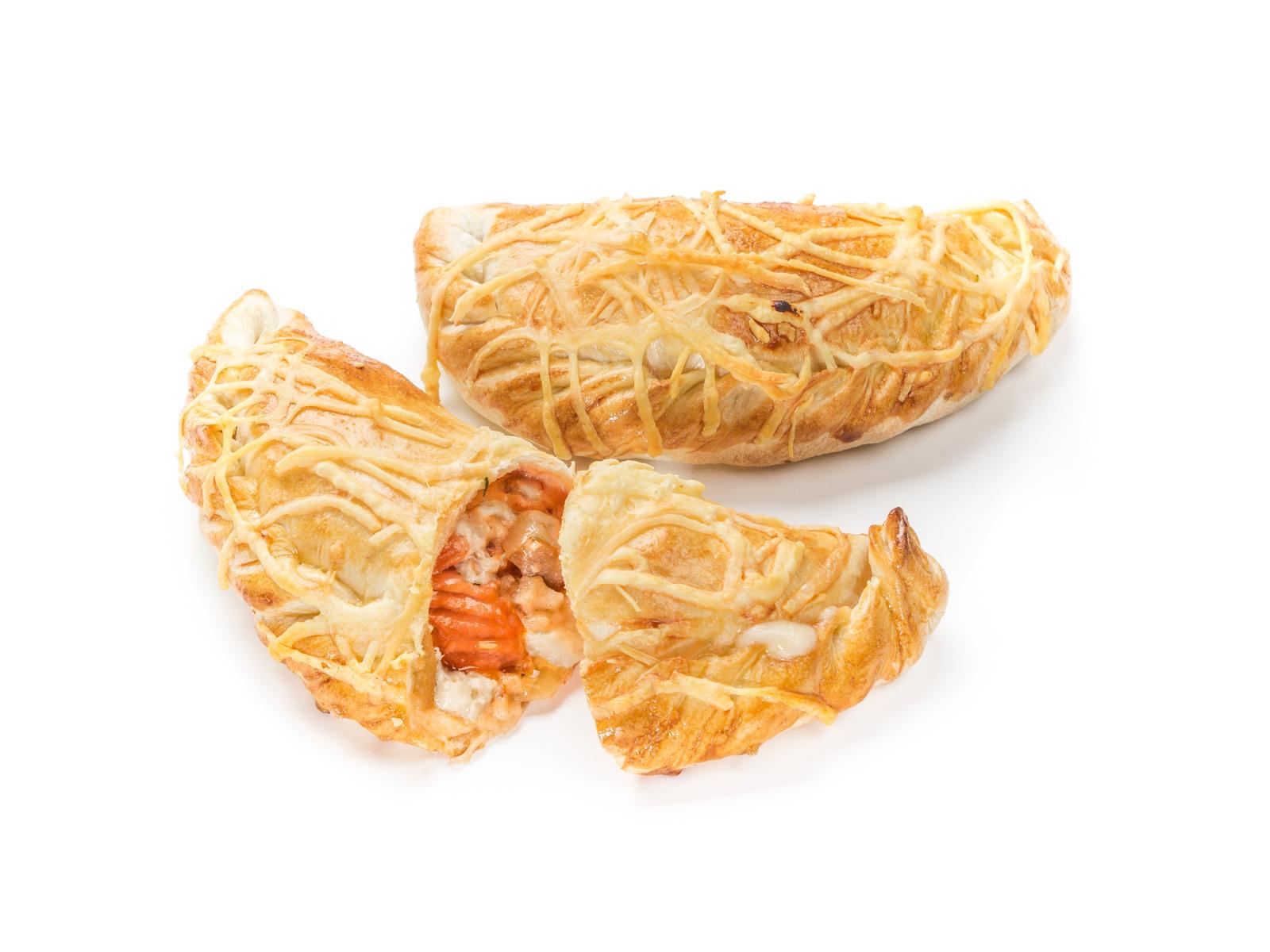 Пицца Кальцоне Рыбный