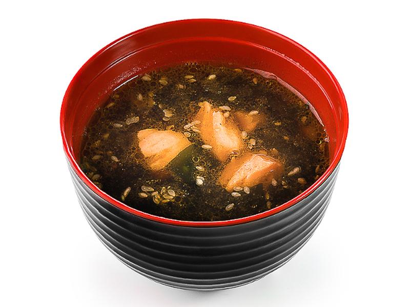 Сякэ суп
