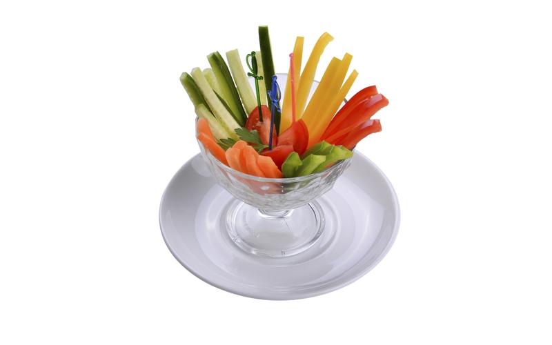 Овощное крудите