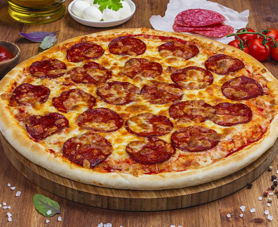 Пицца Пепперони фирменная