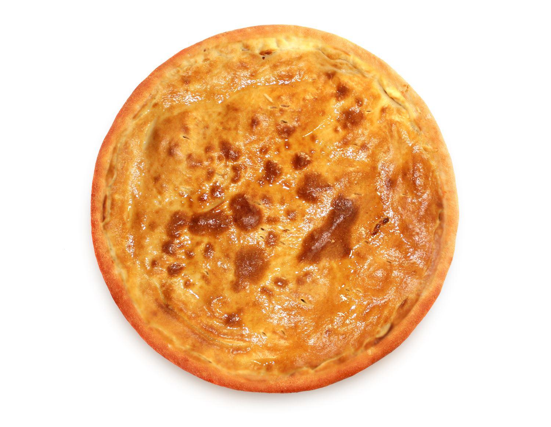 Закрытая пицца Сицилийская