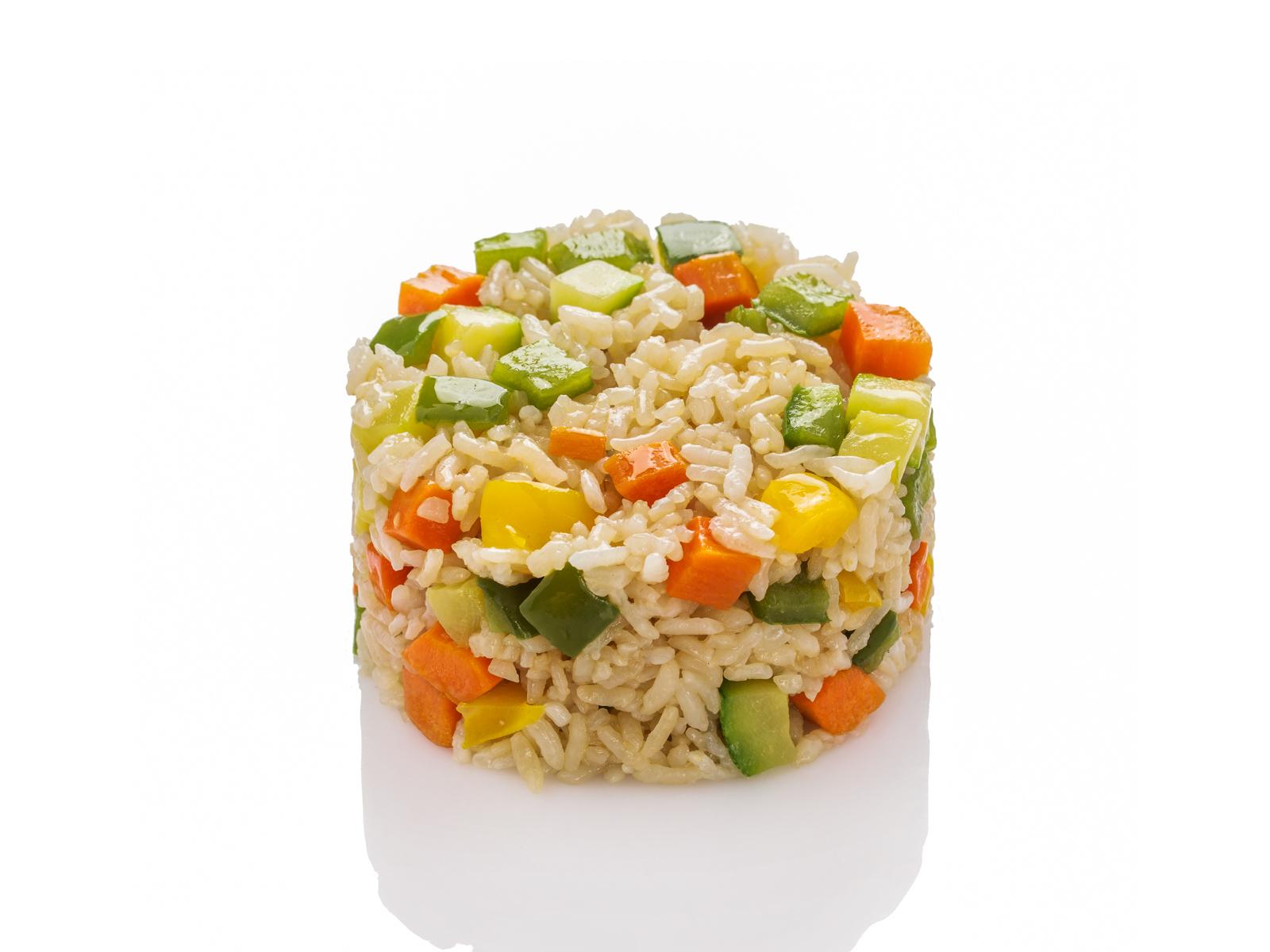 Тяхон с овощами