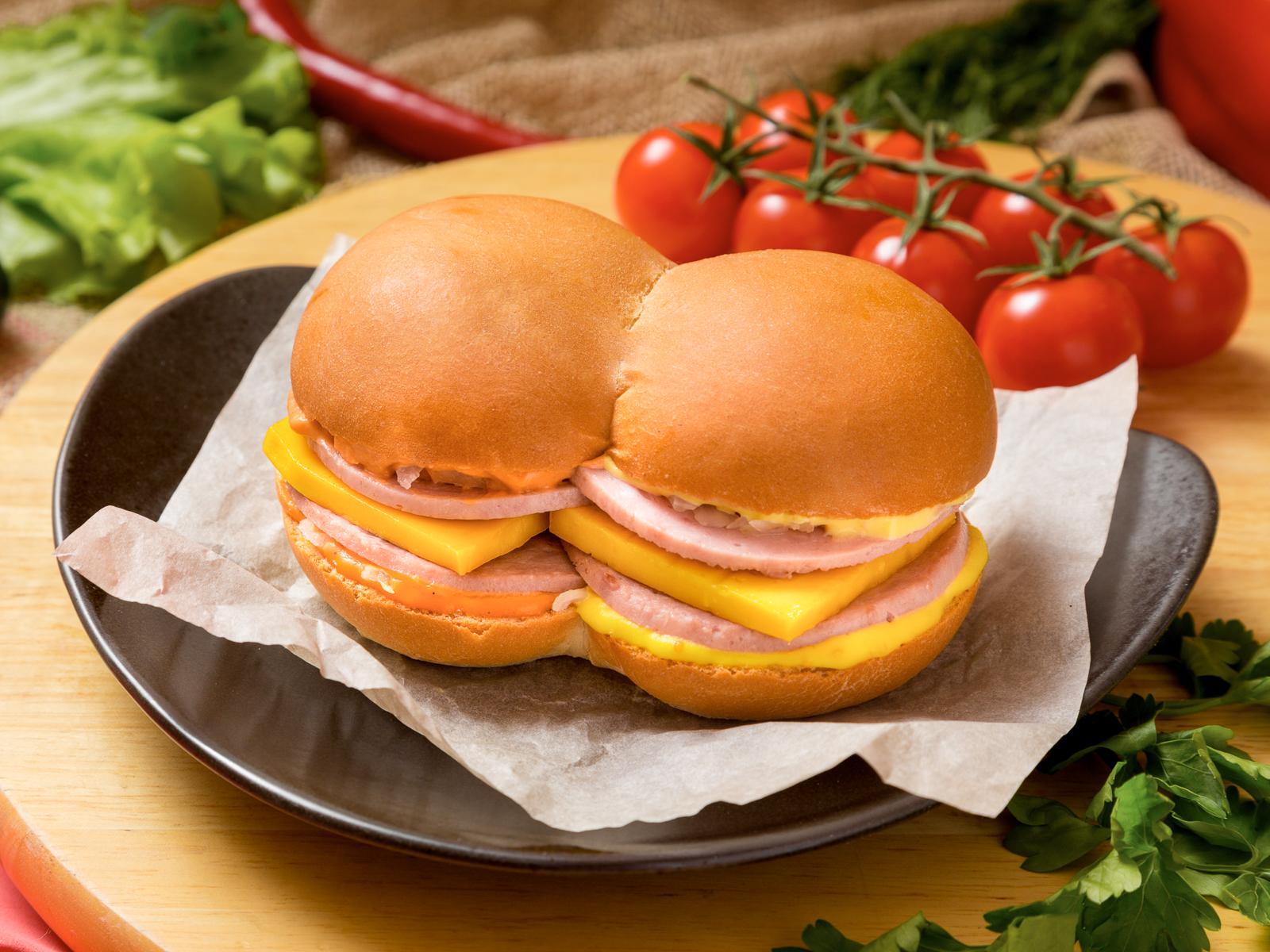 Бутерброд Дуэт