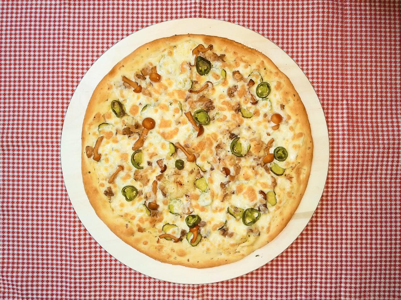 Пицца А ла руссо