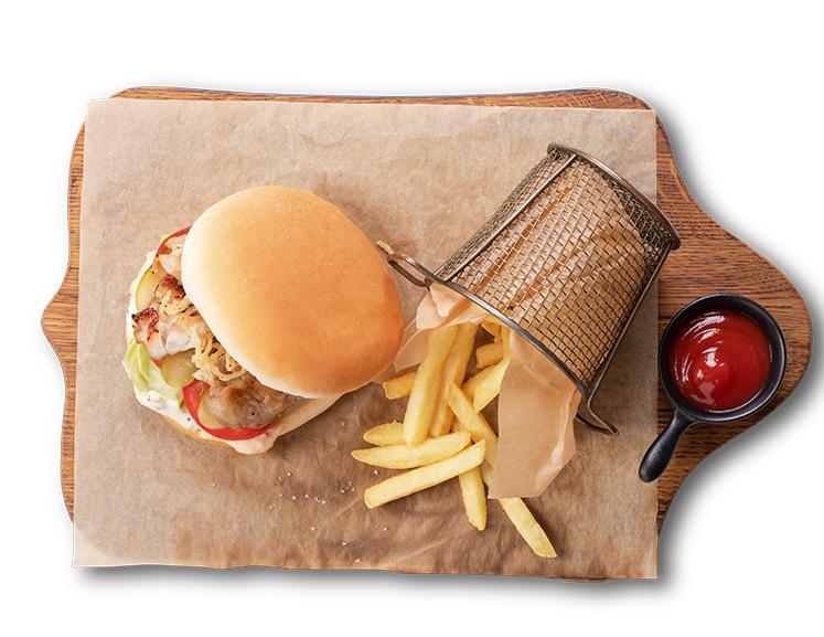 Бургер «Макгрегор»