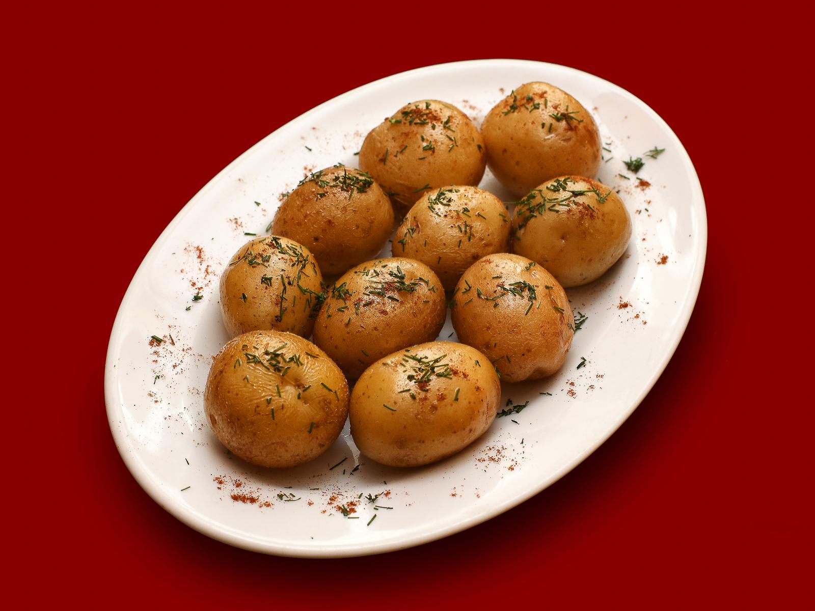 Картофель по-гусарски