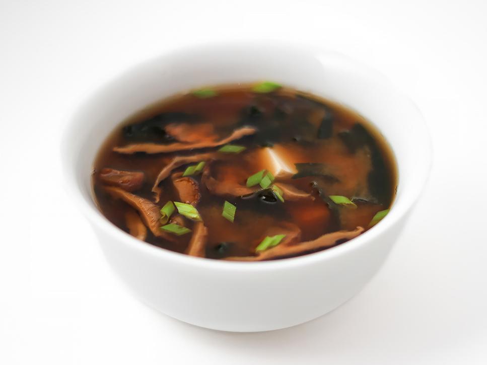 Суп Мисо-Сиро