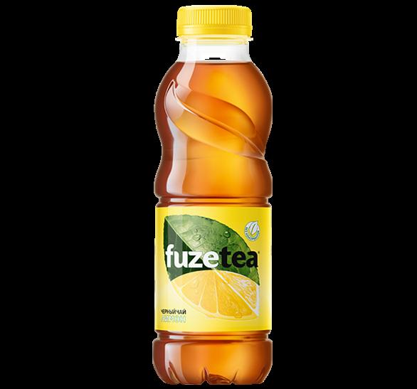 Чай Fuzetea лимон