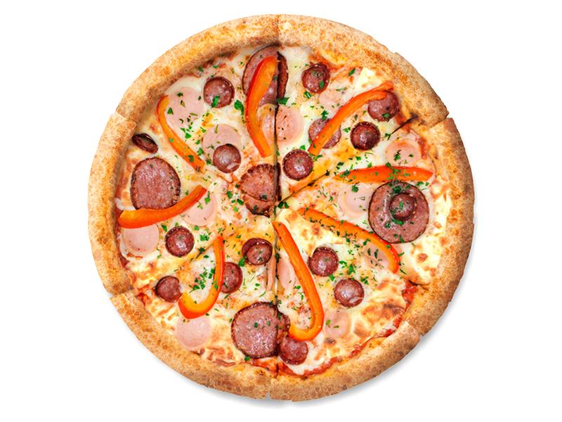 Пицца Трофейная