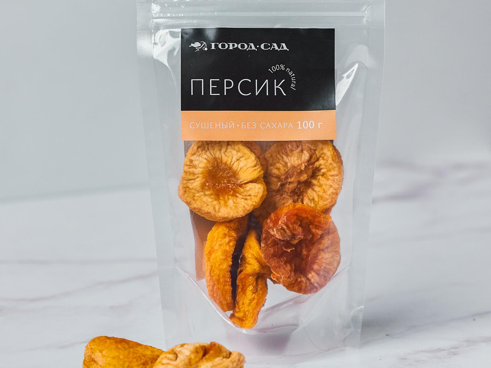 Персик сушеный натуральный