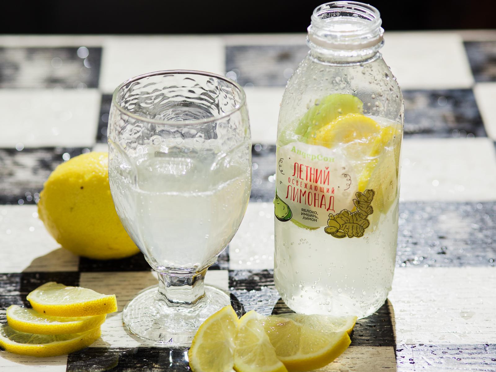 Лимонад Апельсин-цитрон