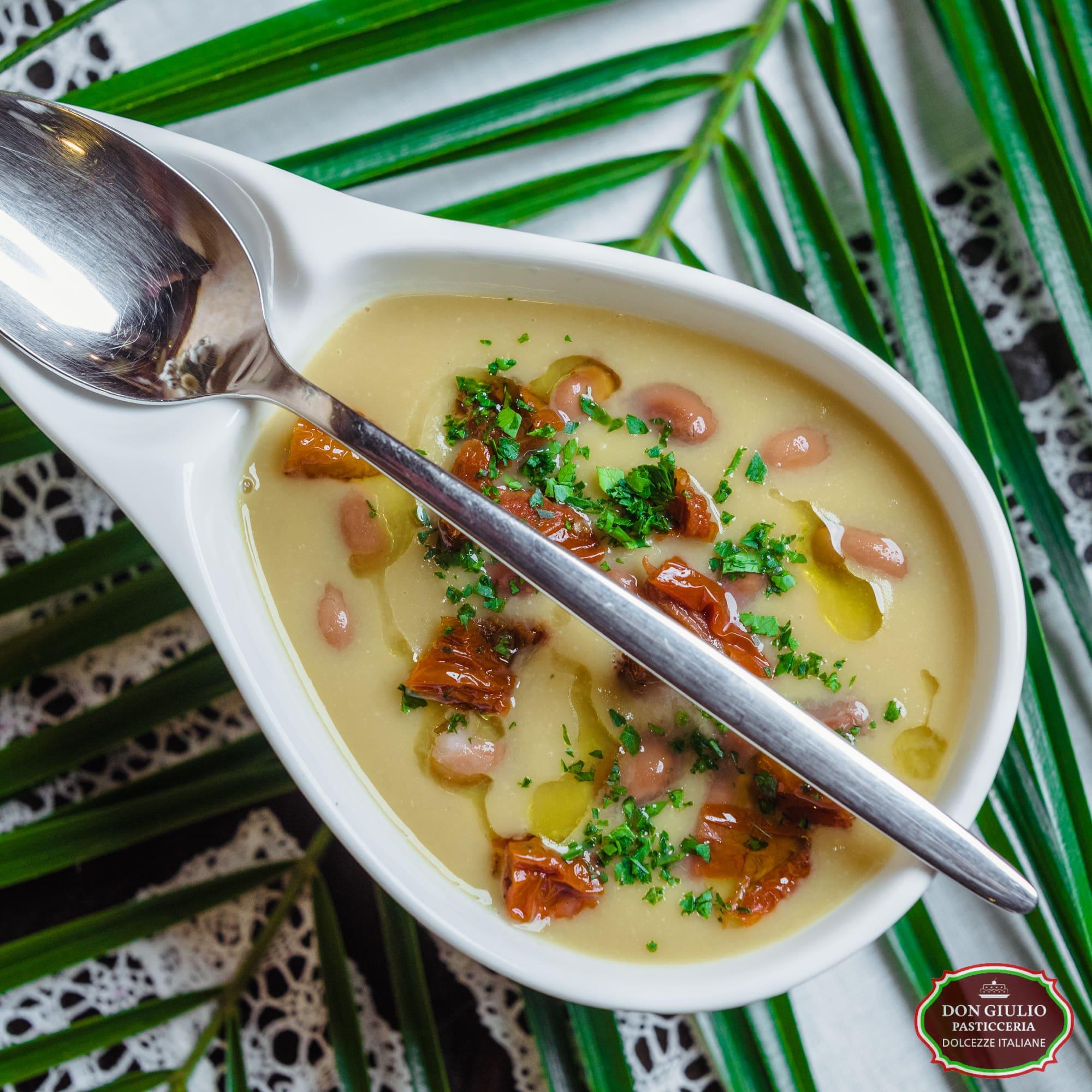 Суп-крем Чечо