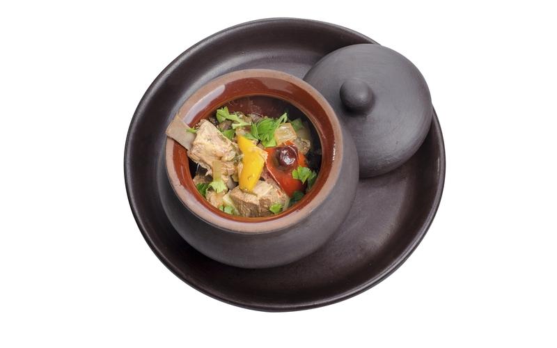 Чанахи из баранины