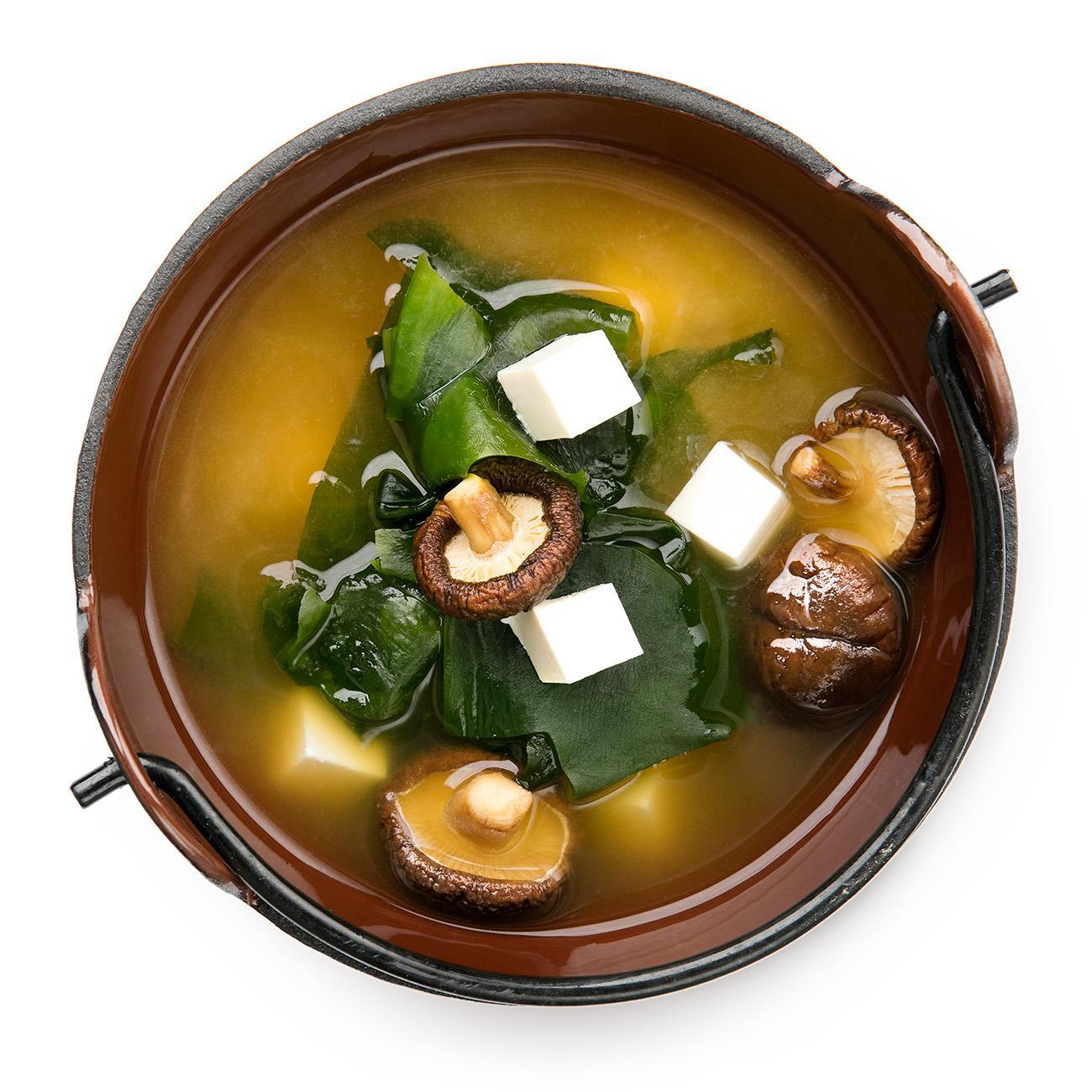 Суп Мисо-широ