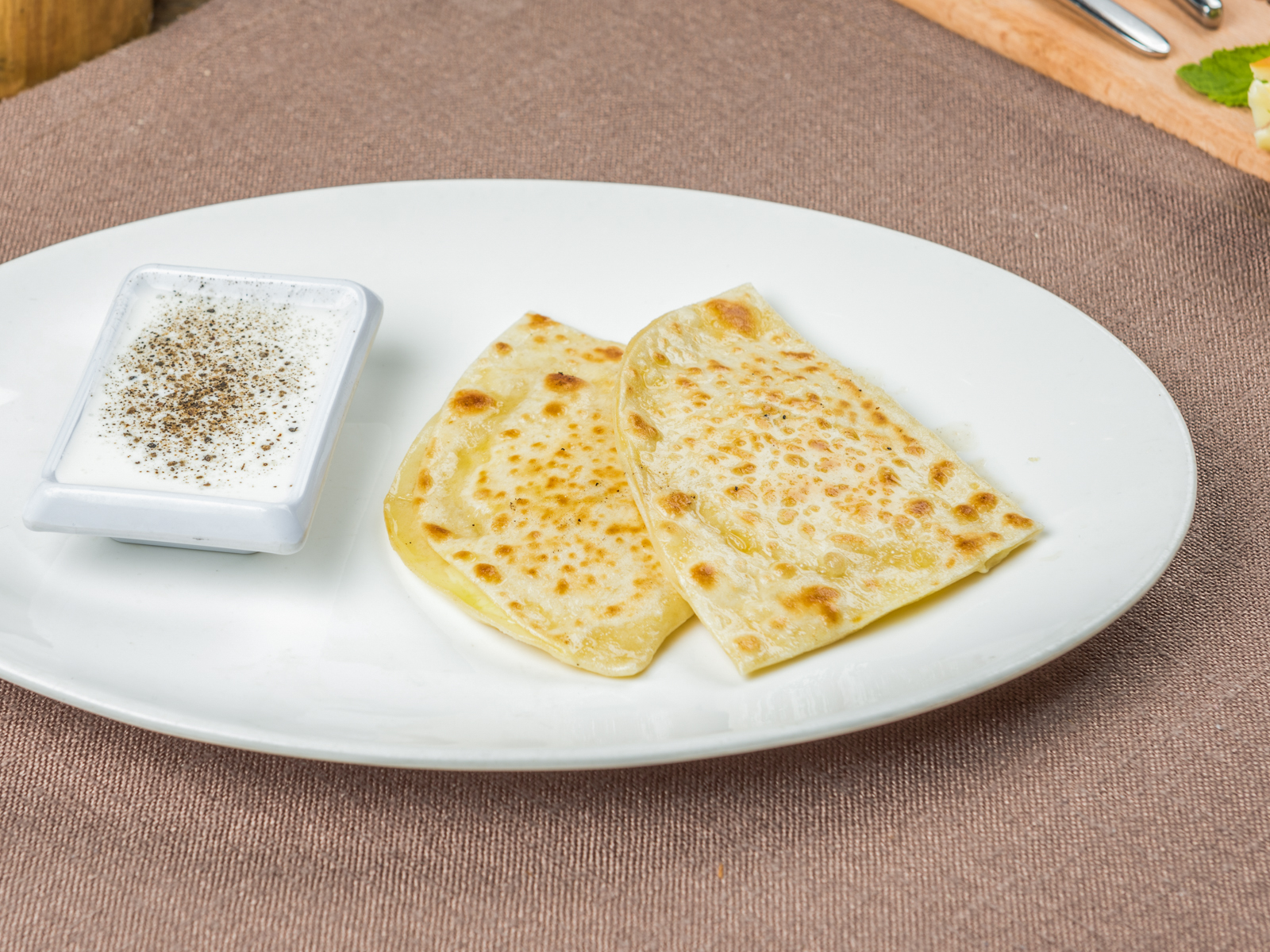 Кутабы с сыром