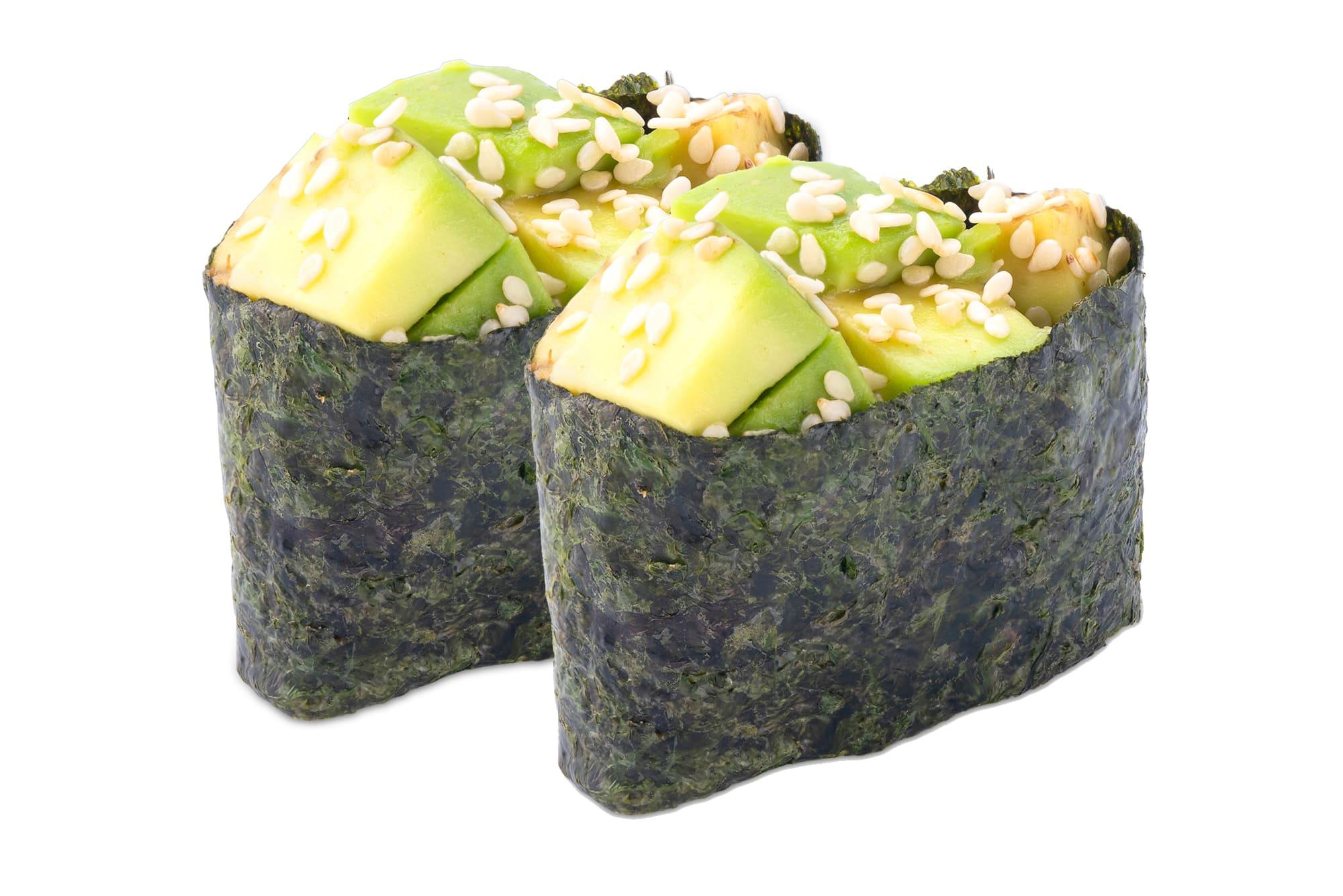 Гункан Авокадо 2 штуки