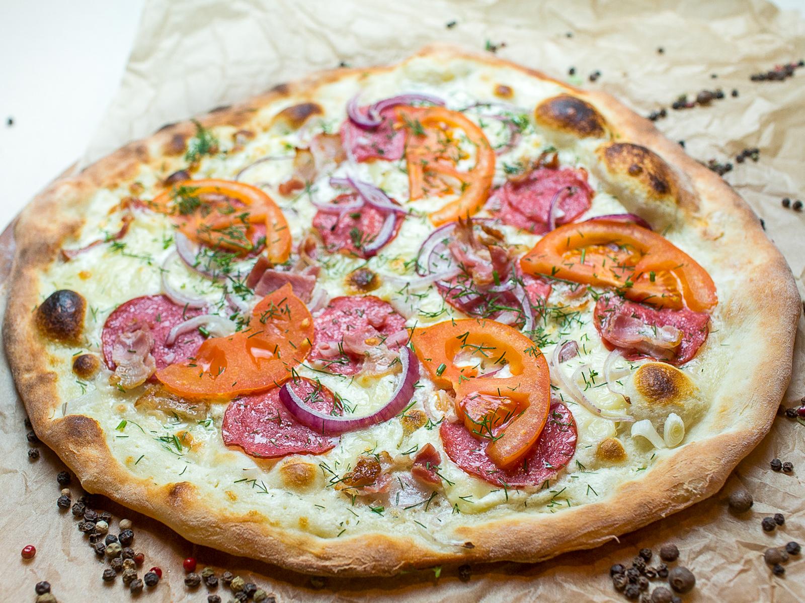 Пицца от Орландо