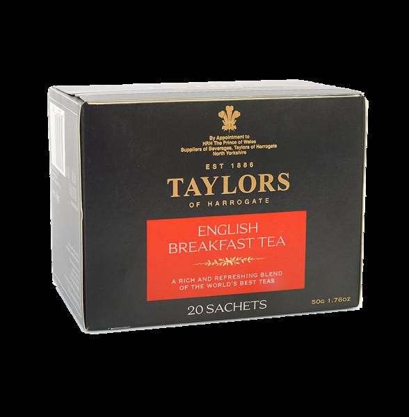 Чай черный Taylors of Harrogate Английский завтрак 20*2.5г