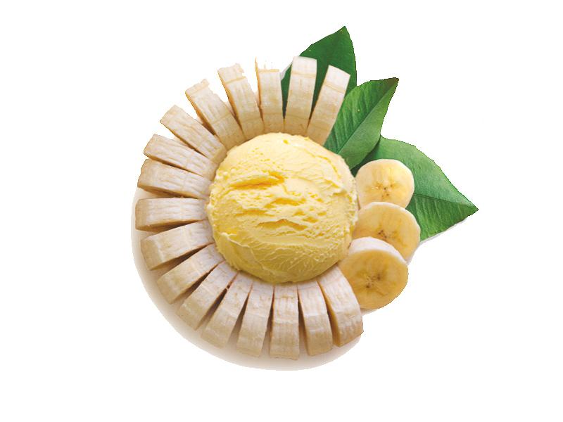 Мороженое Банан