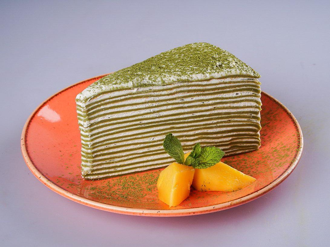 Торт Матча