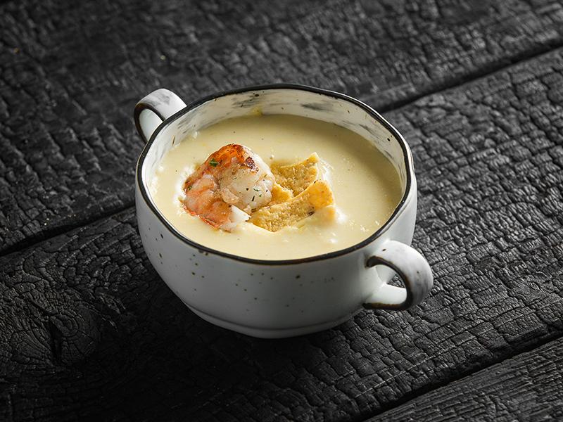 Крем-суп Кукурузный
