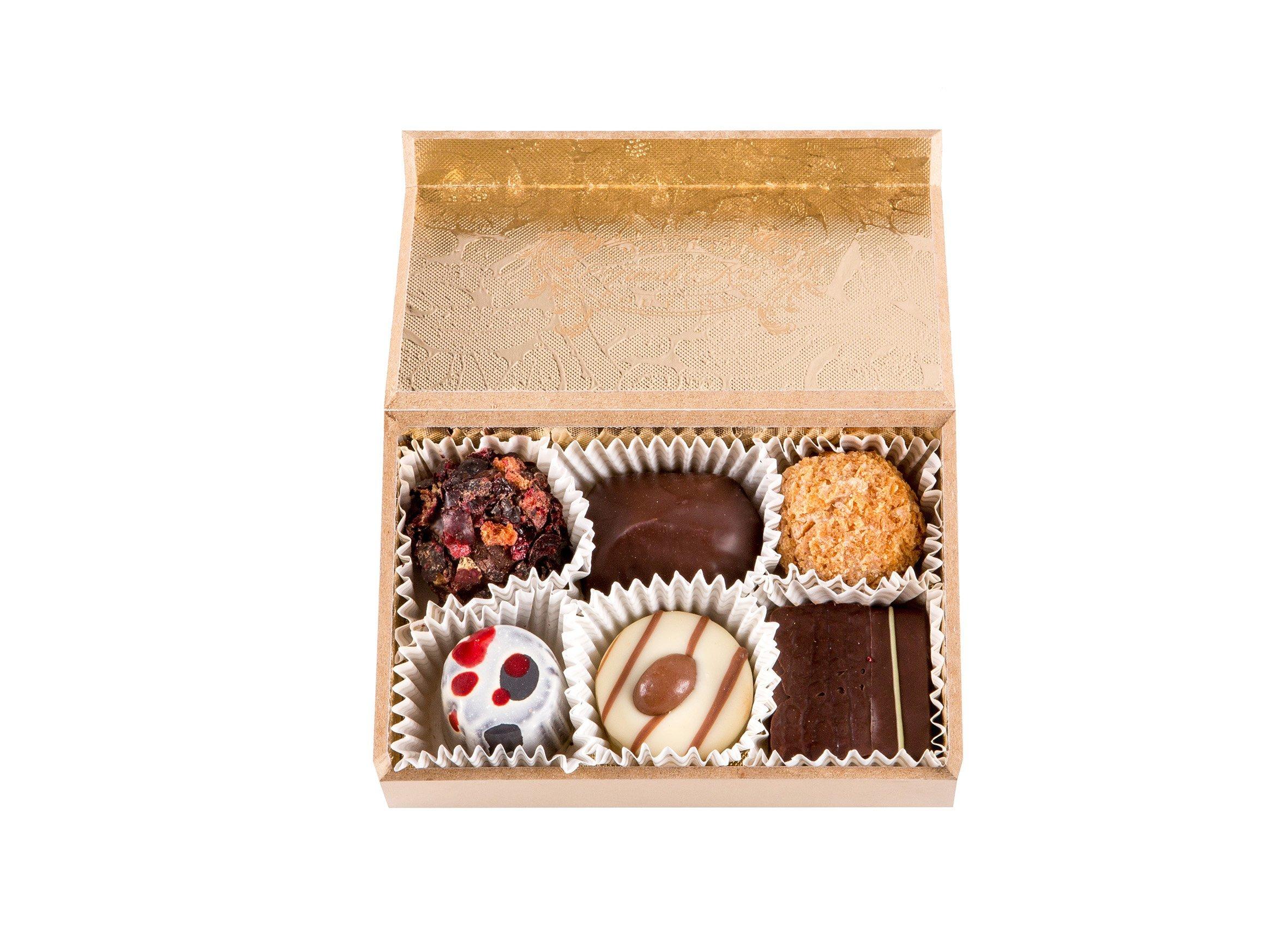 Шоколадный набор Янтарный