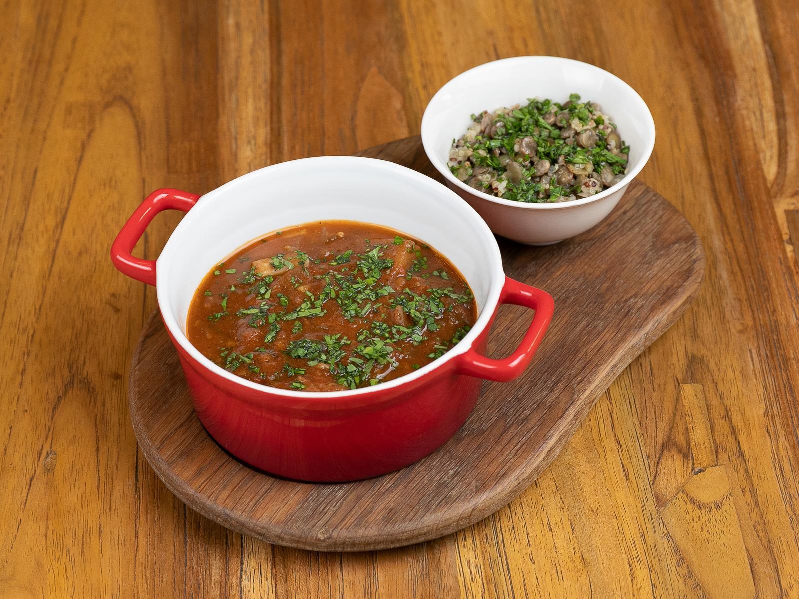 Индийское овощное рагу