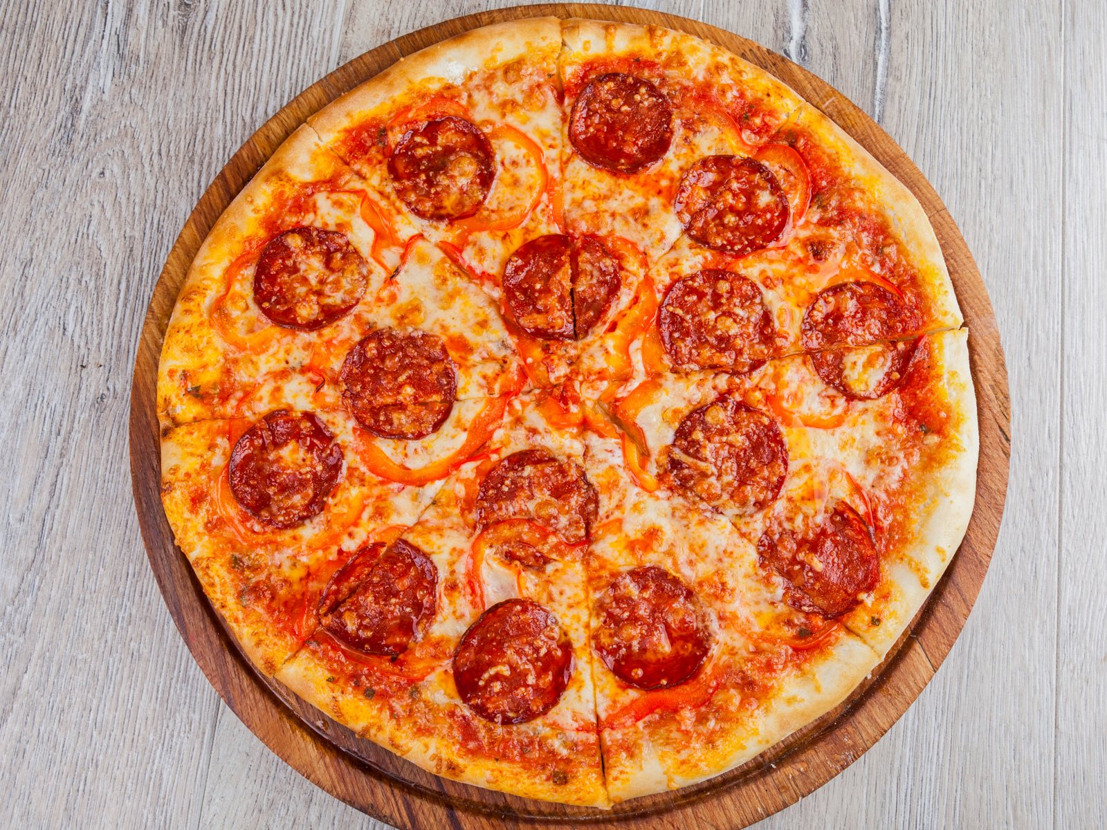 Пицца Пеппер