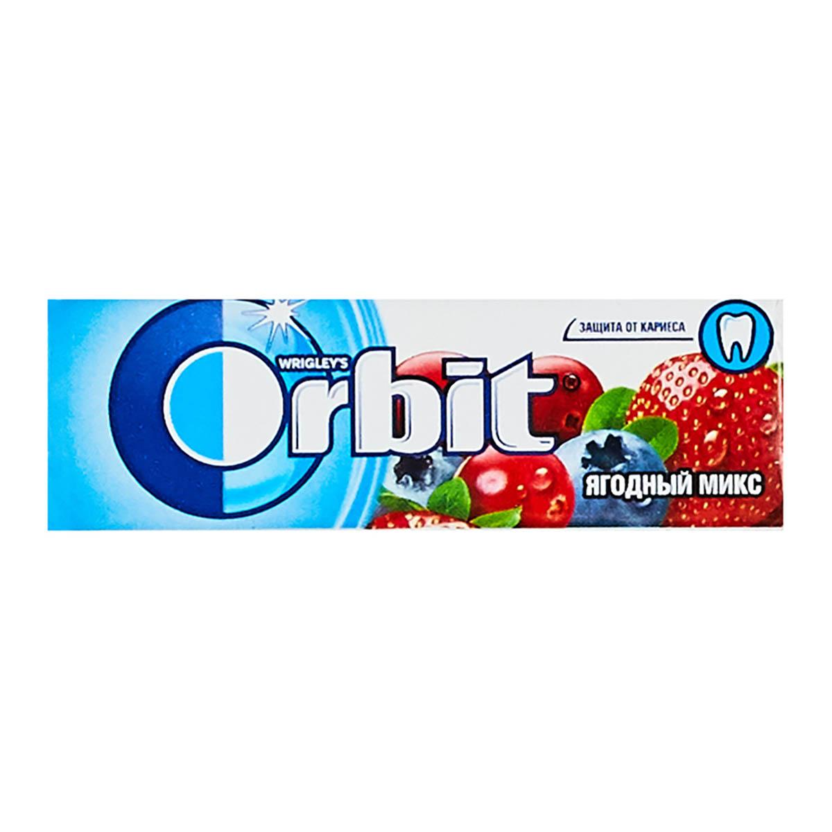 Orbit ягодный микс