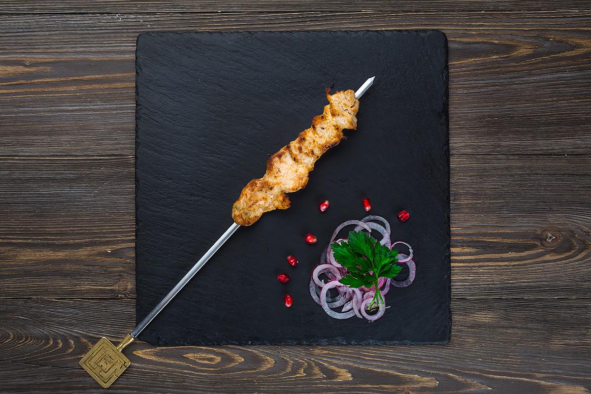 Шаш-Кебаб из курицы
