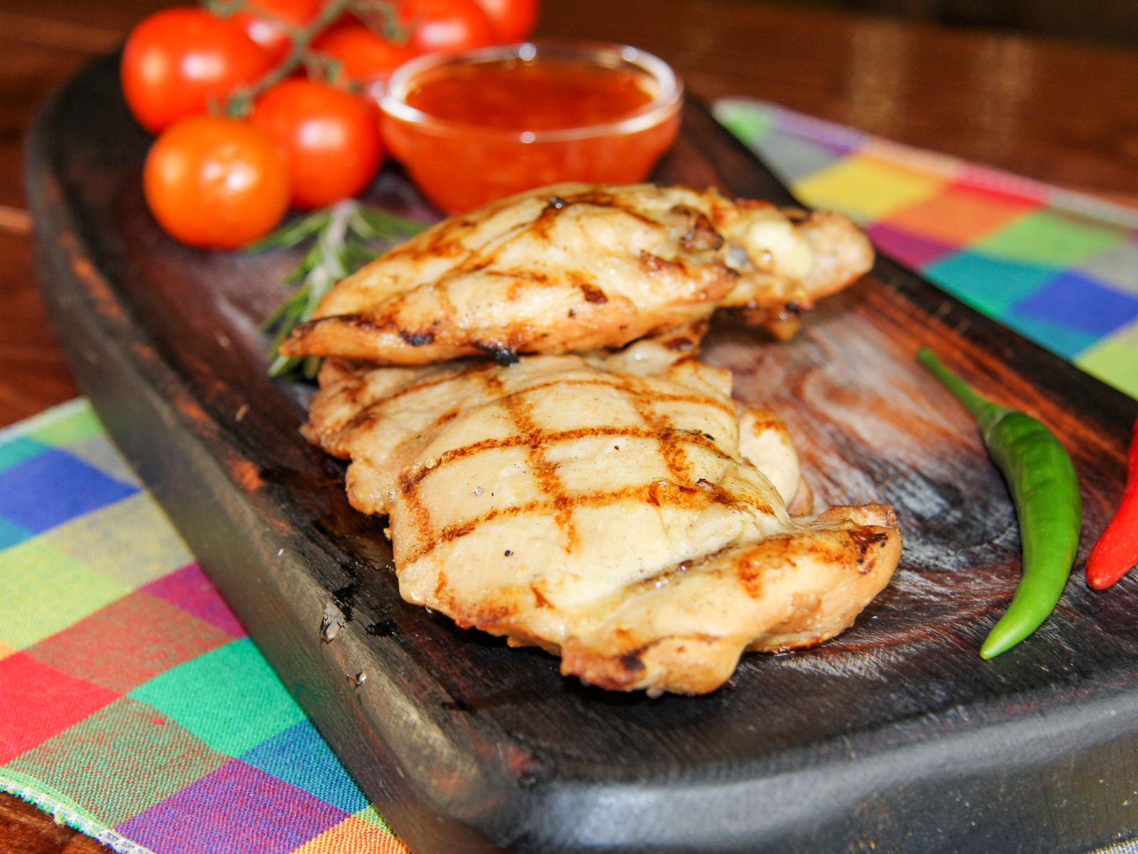 Филе красного мяса курицы