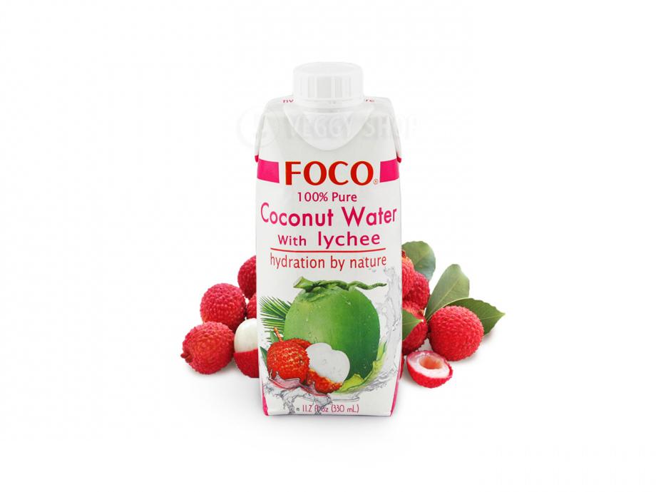 Foco Кокосовая вода с личи