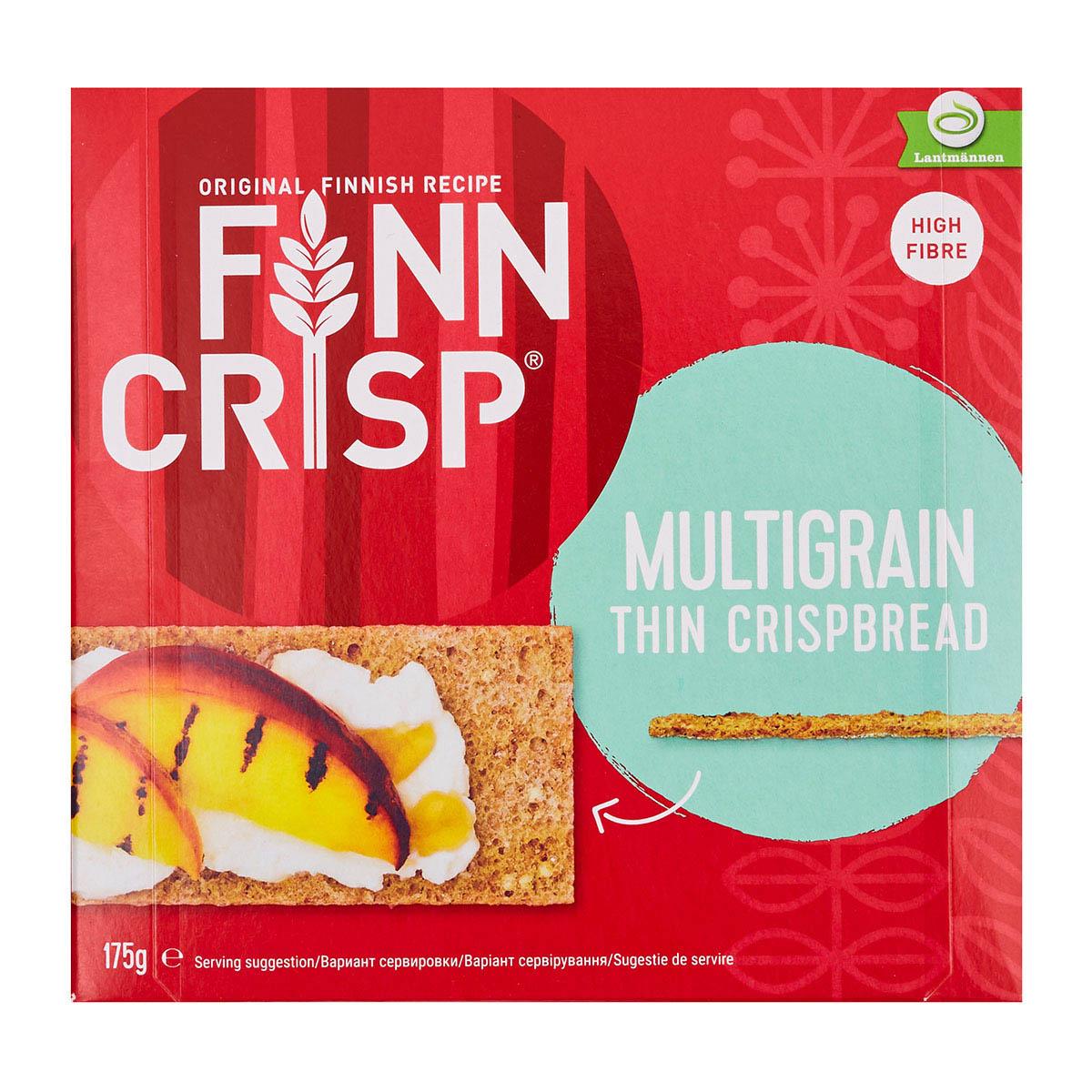 Finn crisp многозерновые