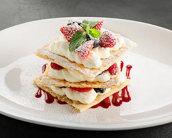 Десерт Милле фолье