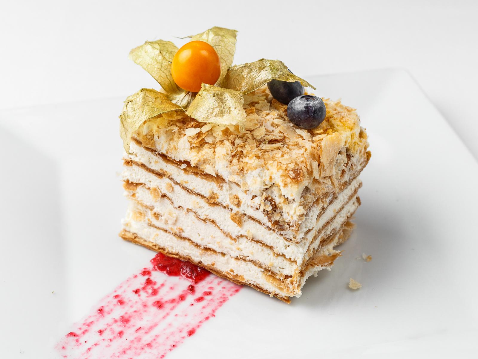 Торт Наполеон Царский