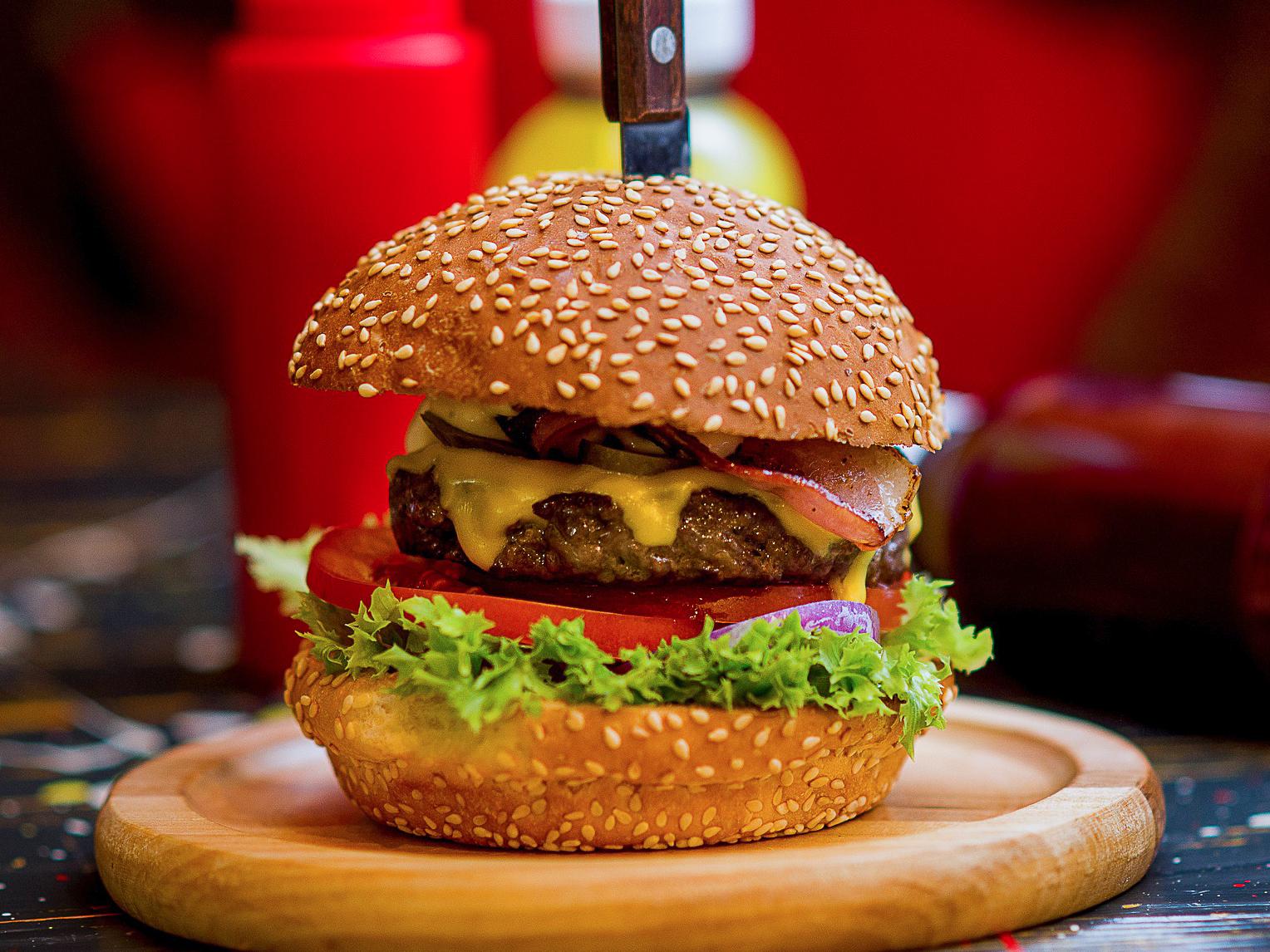 Бургер Американская классика
