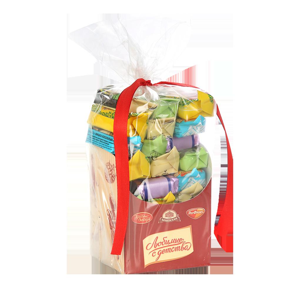 Шоколадные конфеты Ассорти, Объединенные кондитеры