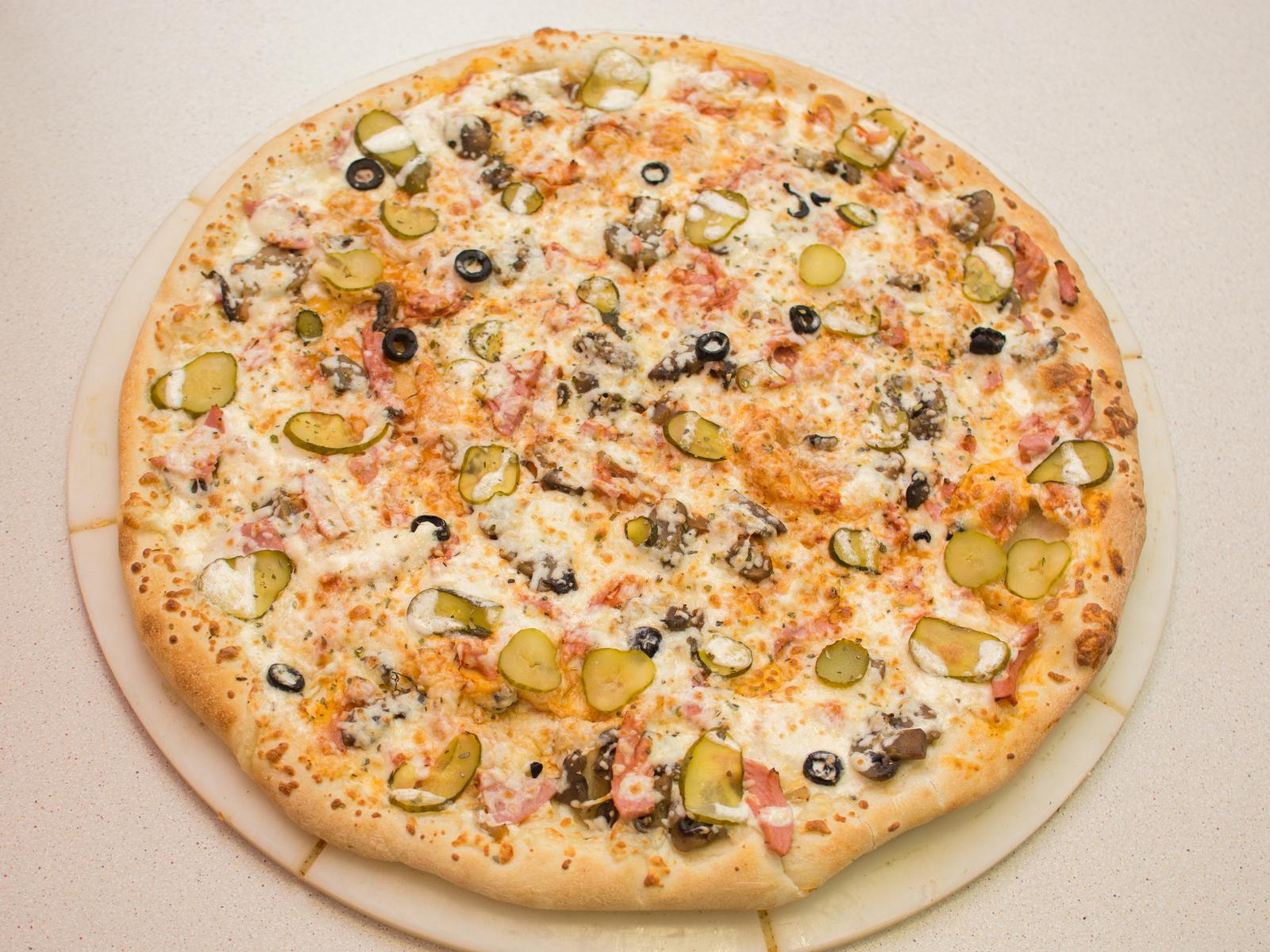 Пицца Каприччио