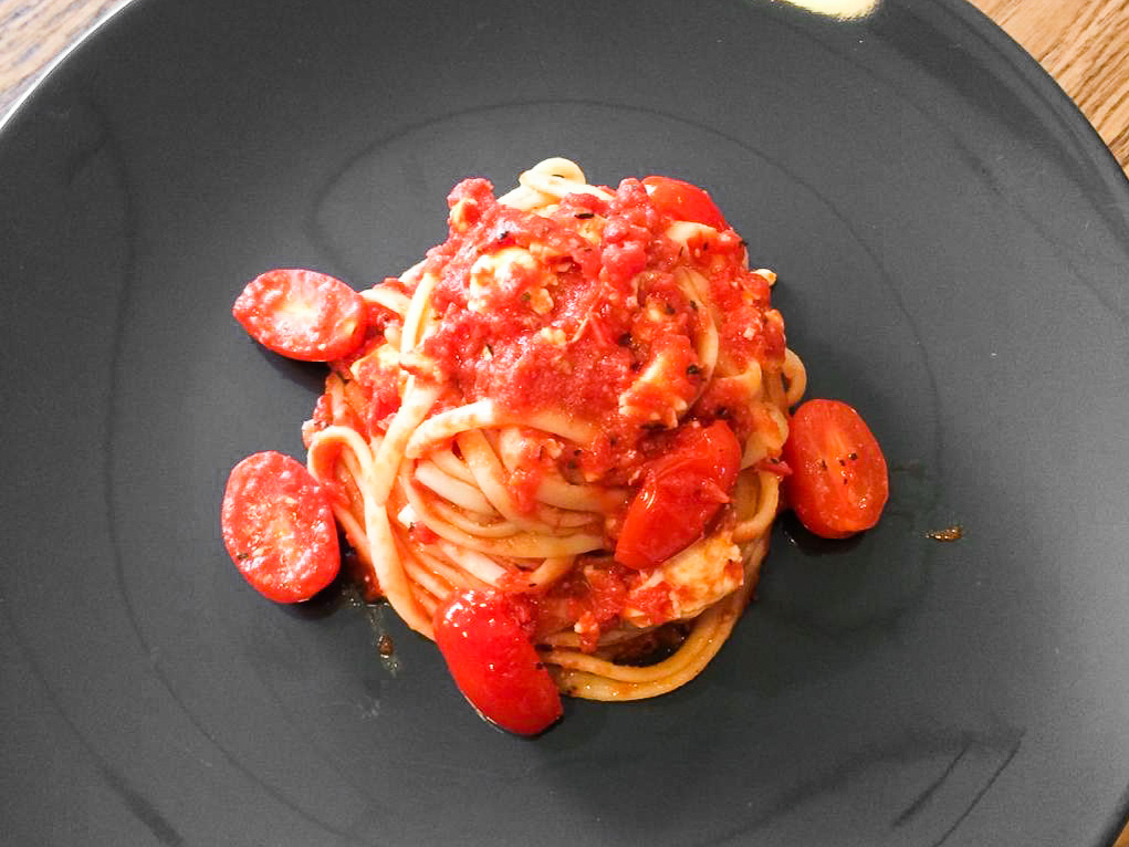 Мамина томатная паста