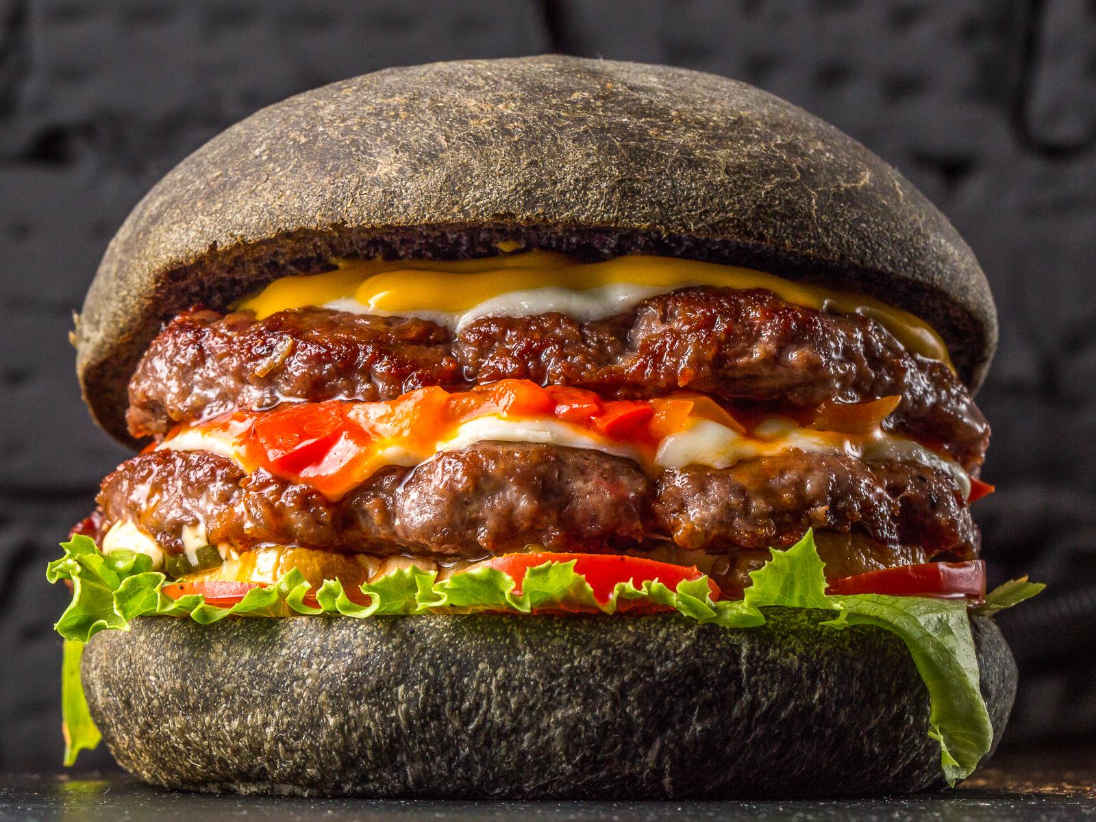 Бургер Эй толстый