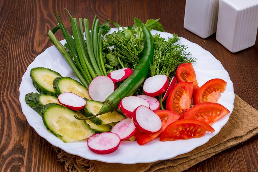 Овощи натуральные
